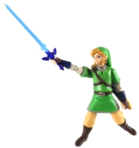 World Nintendo Link 05 Sword