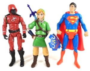 World Nintendo Link 13 Compare