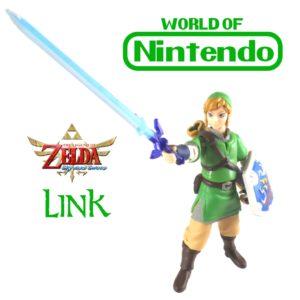 World Nintendo Link 15 Title