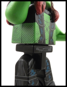 Gamora Nova Minimates 03
