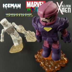 Iceman Sentinel Minimates 16 Title