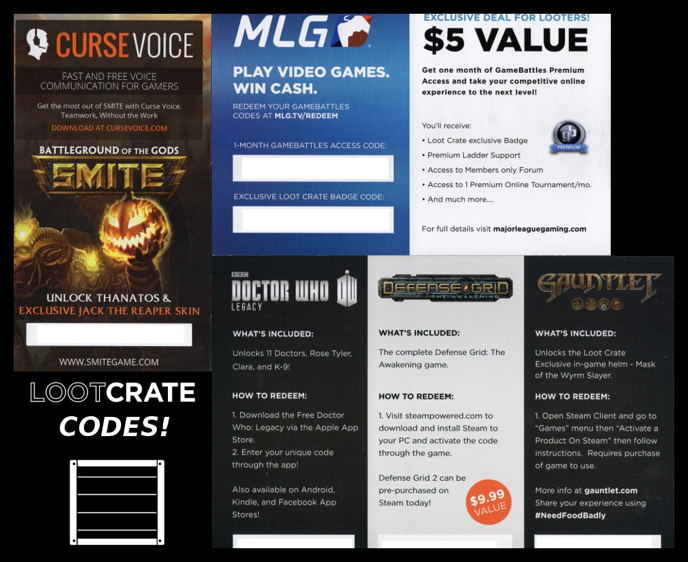 "Loot Crate will sometimes have coupons that can be used to receive a lower price on a subscription. Coupons apply for new subscriptions and are not valid for reactivations, renewals, or upgrades unless otherwise stated in the promotion terms. To use a coupon code simply check the ""Have a Coupon code?"" box then enter the coupon."