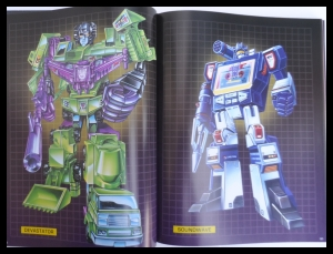 Transformers Legacy 07 Full Page