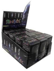 Aliens Minimates 01 Case