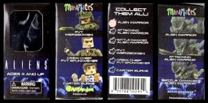 Aliens Minimates 03 Box