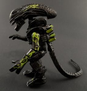 Aliens Minimates 14 Battle Damaged Alien