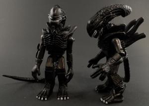 Aliens Minimates 22 Alien Warrior