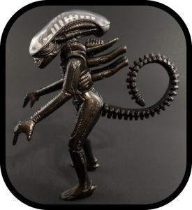 Metallic Alien 03