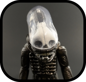 Metallic Alien 04