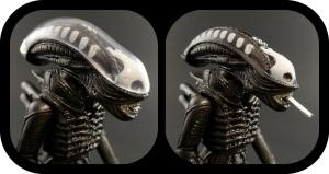 Metallic Alien 05
