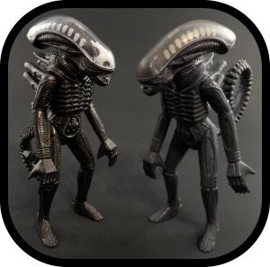 Metallic Alien 06 Compare