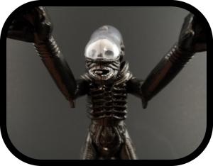 Metallic Alien 07