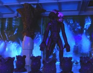 Metallic Alien 08