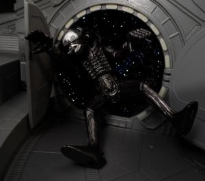 Metallic Alien 12