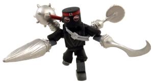 TMNT Kmart Minimate 02 Footbot