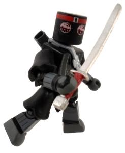 TMNT Kmart Minimate 03 Footbot