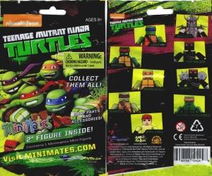 TMNT LCS Minimate 01 Bag
