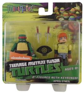 TMNT TRU Minimate 08 Raph April