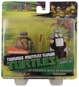 TMNT TRU Minimate 12 Don Shredder