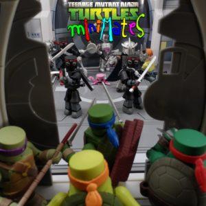 TMNT TRU Minimate 22 Title