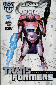 Transformers Generations Arcee 02 Dark Cybertron 12