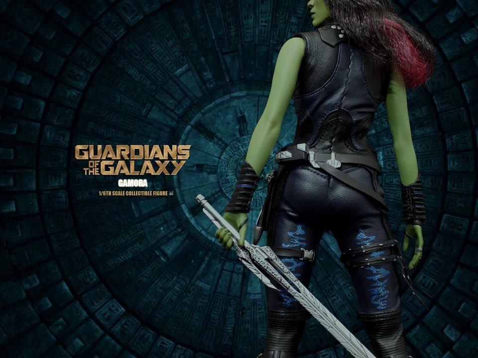 Guardians Of The Galaxy - Gamora Final Production Images ... |Gamora Guardians Of The Galaxy Trailer
