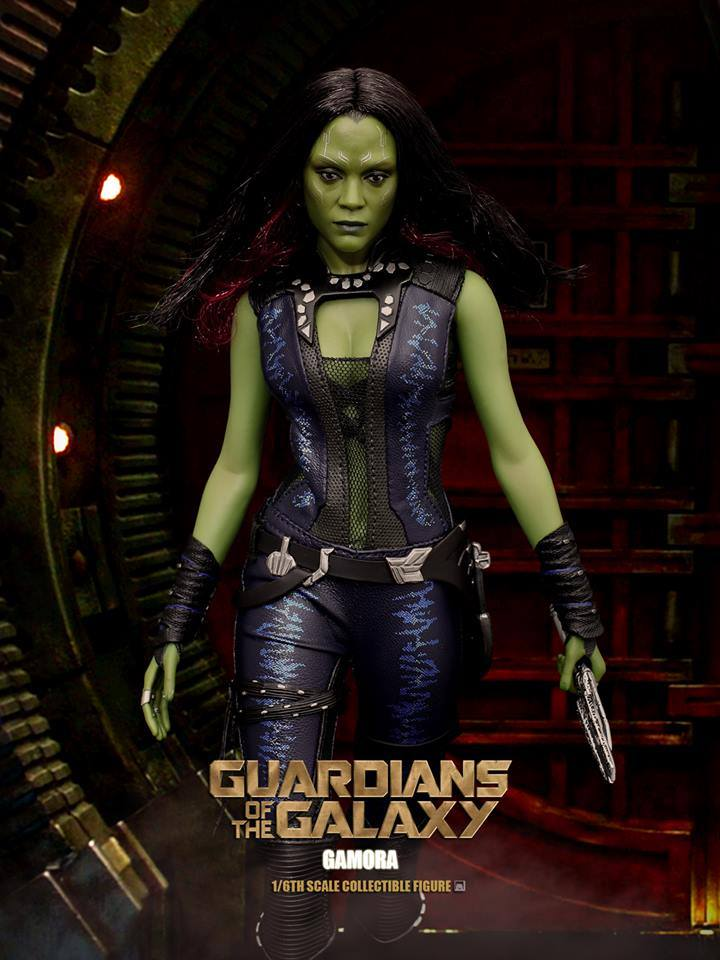 Watch the 'Guardians of the Galaxy Vol. 2' Trailer Tease ... |Gamora Guardians Of The Galaxy Trailer