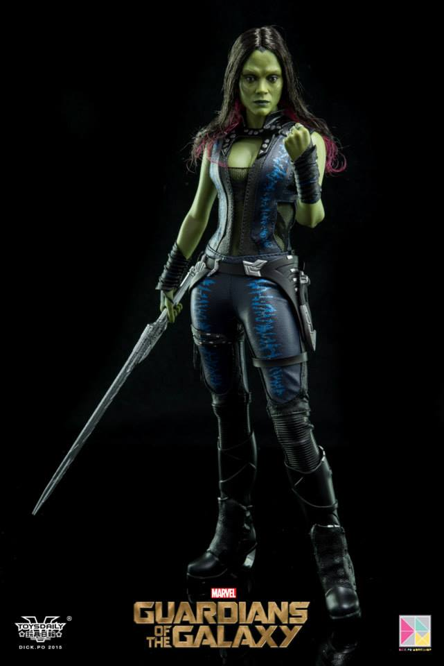 Gamora to Have 'Significant' Guardians 3 Role | Screen Rant |Gamora Guardians Of The Galaxy Trailer
