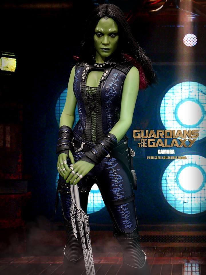 Guardians Of The Galaxy 2 trailer: Chris Pratt's Star-Lord ... |Gamora Guardians Of The Galaxy Trailer