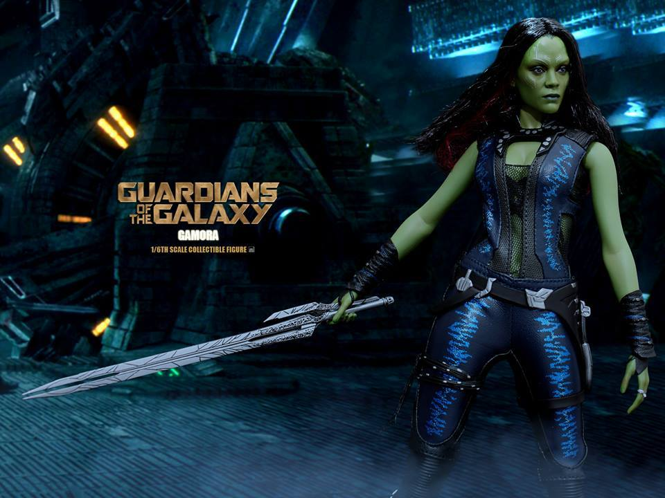 'Guardians of the Galaxy Vol. 2' Silences Gamora in Latest ... |Gamora Guardians Of The Galaxy Trailer