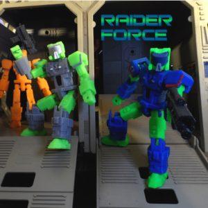 Raider Force Guardian Armor 13 Title