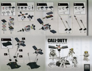 CoD Space Icarus 02 Instructions