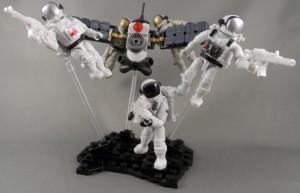 CoD Space Icarus 18 Satellite