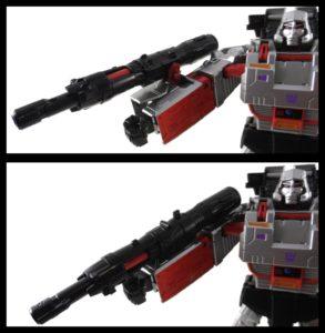 Generations Leader Megatron 05 Cannon