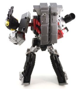Generations Leader Megatron 17 Minicon