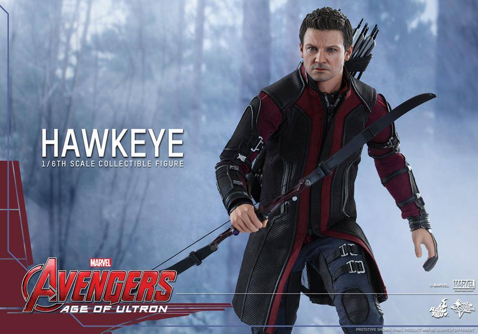 Avengers Age Of Ultron : Hawkeye | Needless Essentials ...