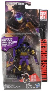 Transformers Blackjack 01 MOC