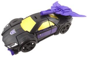 Transformers Blackjack 08 Car Gun