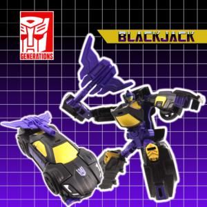 Transformers Blackjack 14 Title