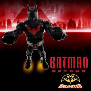 Batman Unlimited Batman Beyond 11 Title