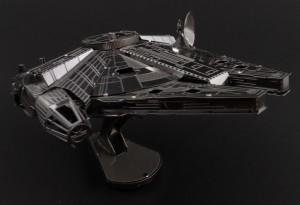 Metal Earth Millenium Falcon 04