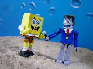 SpongePerch