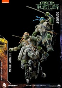 TMNT Leonardo and Michelangelo (1)