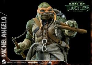 TMNT Leonardo and Michelangelo (10)