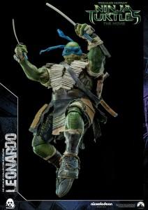 TMNT Leonardo and Michelangelo (25)