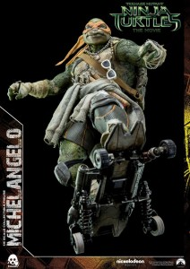 TMNT Leonardo and Michelangelo (4)