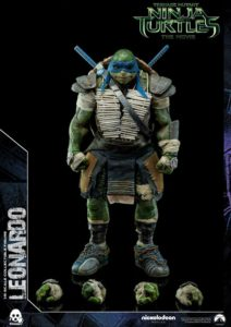 TMNT Leonardo and Michelangelo (48)