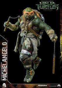TMNT Leonardo and Michelangelo (7)