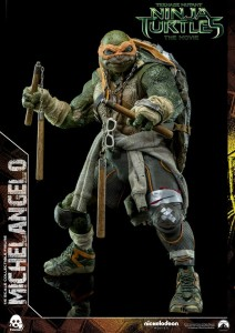 TMNT Leonardo and Michelangelo (8)