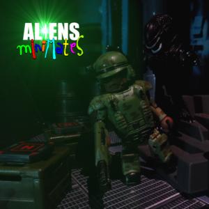 Aliens Minimates Apone Warrior Title 16